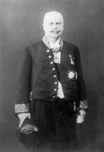 Förste ägaren Fredrik Emil Pettersson, Uddevalla